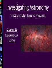 solutions manual slater freedman investigating astronomy