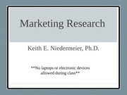 5. Marketing Research short WC