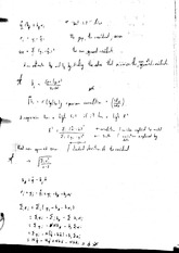 Lecture Notes - Regression 2