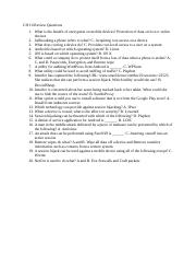 CEH CH 16 review questions