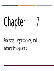 11_Processes and ERP