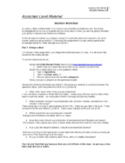 sci 162 week 1 assignment Free essays on sci 162 week 4 assignment nutrition worksheet for students use our papers to help you with yours 1 - 30.