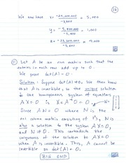 Assignment Solutions 5