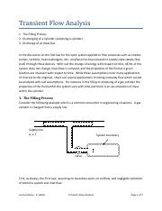 Transient Flow Analysis.pdf