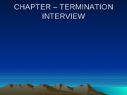 CHAPTER_17_-_TERMINATION_INTERVIEW