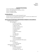 Agricultural+biotechnology+study+guide