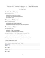 Coding Exam Success Flashcards - Course Hero