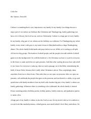 Global 1H Culture Essay.docx