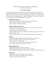 Police Officer Example Essay