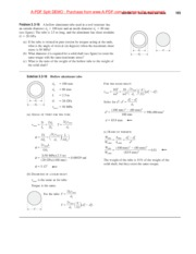 mechanics of materials gere 8th edition solution manual pdf