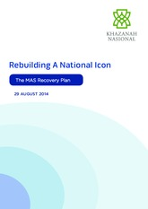 Rebuilding a National Icon-The MAS Recovery Plan_asat255pm_03092014