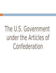 Accomplishments_under_the_Articles_of_Confederation.ppt