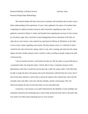 History Research Design Paper 4