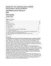 MINISTRY_OF_LABOUR_AND_HUMAN_HIV_POLICY[1].docx