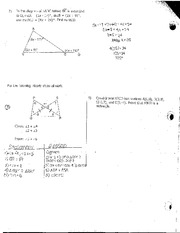 Proofs of Rectangles and Parallelograms