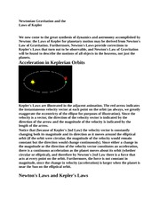 Newtonian Gravitation and the