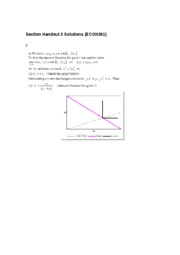 section handout # 3 solutions A_Solutions