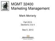 Slide6 2013 Fall MGMT32400