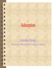 Adsorption02.AdsorberDesign