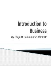 1b.Introduction to Mgt_Business #2