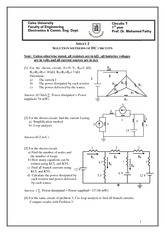 Homework_2_Solution methods of DC circuits