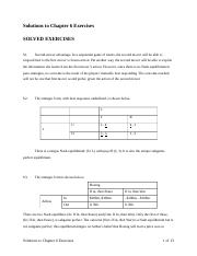 game theory solutions5