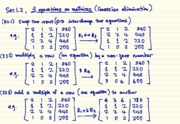 OPERATIONS OF MATRICES