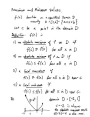 Differential and Integral Calculus lecture13