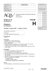 AQA-PH1HP-QP-JAN13