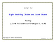ECE3080-L-11d-LEDs and Lasers