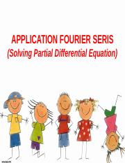 PARTIAL DIFFERENTIAL EQUATIONS pdf - 30 Partial Differential