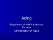 PP18 Aging & Hospitals.ppt