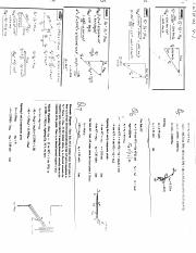 Week 5 Solutions - Velocity vector analysis