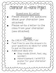 Character Study At-Home Questions-2