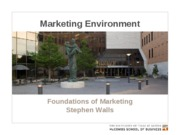 ch 4 MKTG-Marketing Environment
