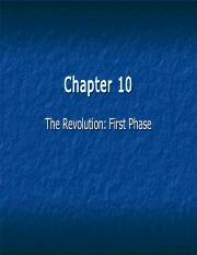 The Revolution First Phase.pdf