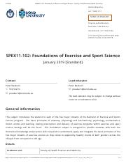 SPEX11-102_ Foundations of Exercise and Sport Science - January 2019 [Standard] _ Bond University.pd