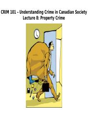 Lecture 8 (Property Crime).pptx