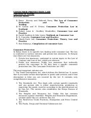 CONSUMER PROTECTION LAW.doc