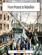 From Protest to Rebellion.ppt