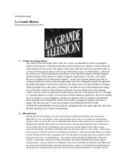La Grande Illusion Viewing Notes.docx