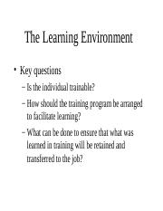 Training - Principles of Learning and Transfer A.ppt
