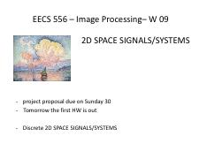 N1 M1 N2 M2 N1 N2 1 M1 M2 1 Image support and edge effect A