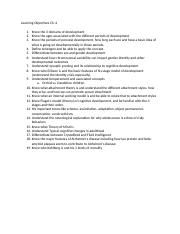 Learning Objectives Ch. 4.docx