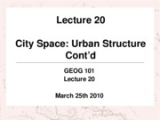GEOG101_-_Lecture_20