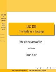 January 9 What is human language- I.pdf