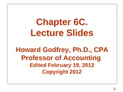 C12-Chp-06-1C-Lecture-Slides-2012