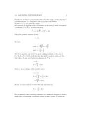 Engineering Calculus Notes 19