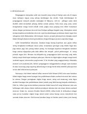Refleksi Titas Docx Reflection Reports Ni U All Kena Tulis Refleksi Berkaitan Pembelajaran Subjek Ni Apa Yg U All Dapat Pelajari Sepanjang Kelas Titas Course Hero