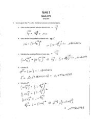 MA373 S10 Quiz 2 Solutions